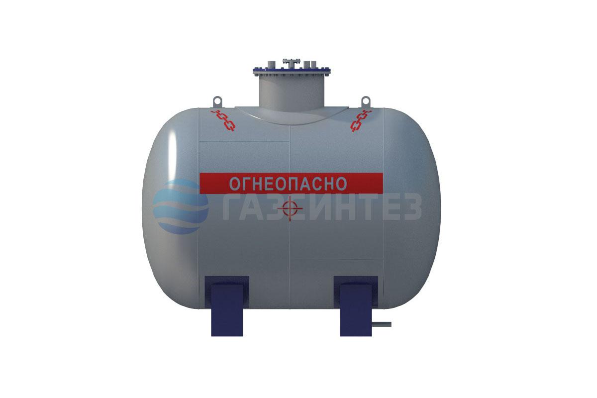 Наземные резервуары (ёмкости) СУГ 5 м3