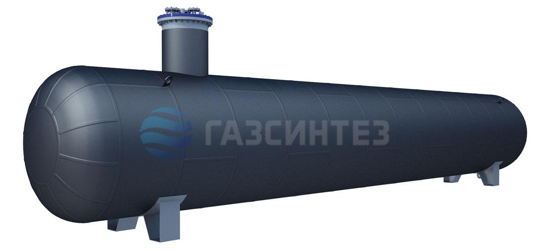 Двустенный резервуар (ёмкость) для СУГ подземный 20 м 3